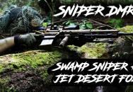 G28 DMR Swampfox sniper