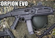 Je CZ Scorpion Evo nejlepší SMG z krabice?
