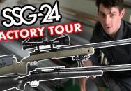 SSG24 - jak se vyrábí Novritsch gun?