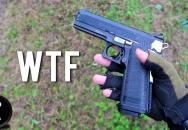 Odstřelovač + Hi-capa extreme= Peklo