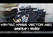 Kriss Vector AEG gameplay