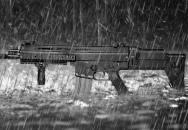 Odolnost AS zbraní vůči vodě