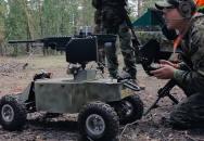 Projekt M.A.R.S.  - vyzbrojené RC vozítko