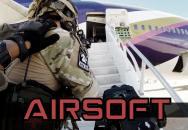 Osvobození rukojmí v letadle