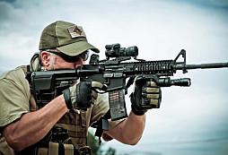 Způsoby nabíjení AR-15