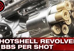 1 výstřel / 5 ran z Revolveru - How to?