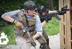 Taktické krytí - Polenar tactical