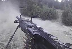 Reálný boj - Mk46 a A-10
