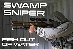 Airsoft Swamp Sniper G28