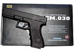 Nejlepší pistole v poměru cena/výkon? G18C Cyma AEP