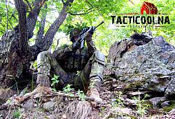 Střelecké pozice ve svahu (CZ)