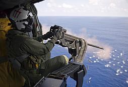 Kropení z helikoptéry