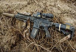 HK416 GBB gameplay