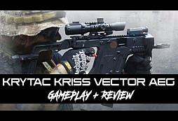 Kriss Vector AEG gameplay