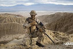 Elitní airsoftový sniper - one shot one kill