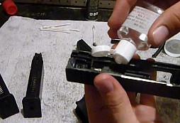 Údržba GBB pistole
