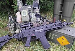 Recenze na pušku ASG CZ 805 BREN A2