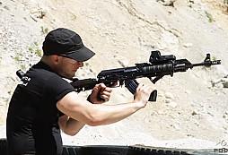 Přebití AK na všechny způsoby
