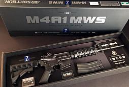 M4A1 MWS GBBR Tokyo Marui